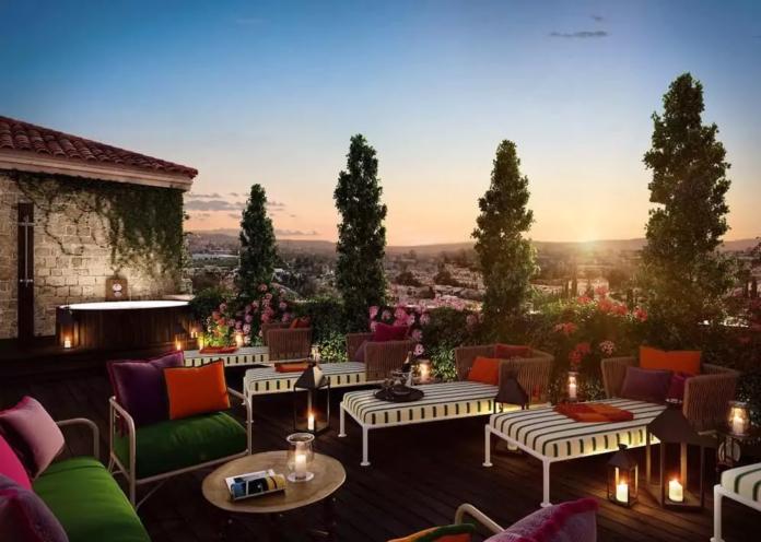 Новый бутик-отель группы Brown Hotels в Иерусалиме