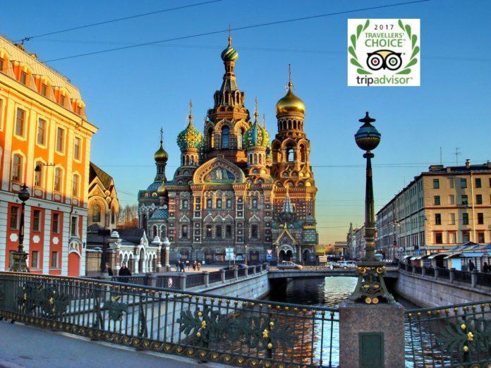 Санкт-Петербург в топ-25 лучших туристических направлений мира