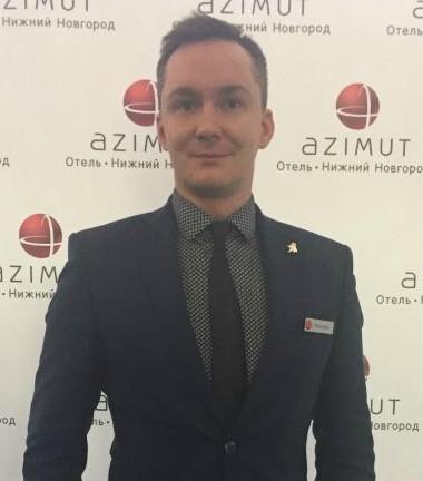 Александр Огарков