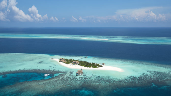 Частный остров от Four Seasons