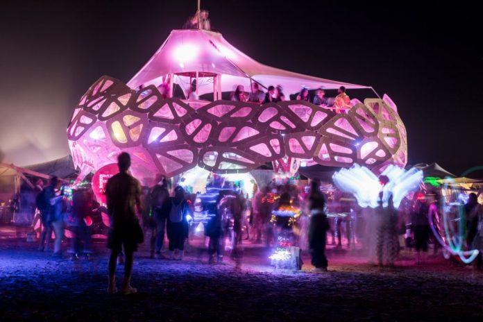 В Израиле пройдет фестиваль современного искусства «Midburn»