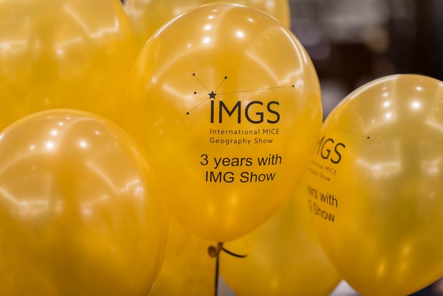 International MICE Geography Show