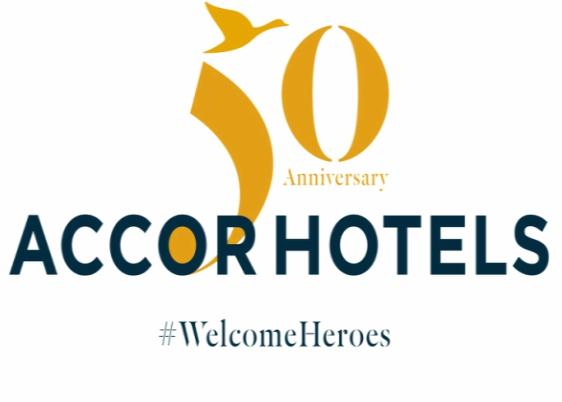 Группа AccorHotels отметила 50-летие