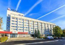 AZIMUT Отель Нижний Новгород