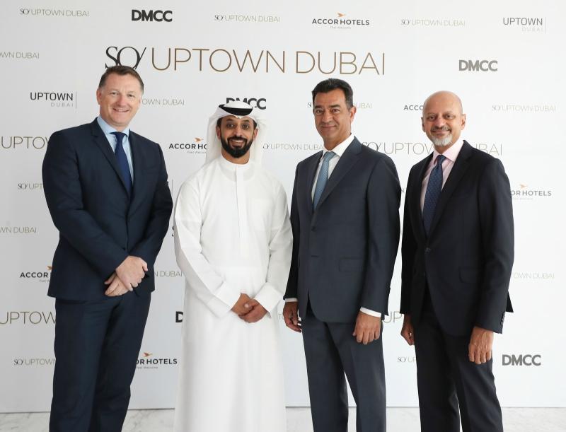 SO/ Uptown Dubai
