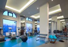 Только в 12% российских отелей есть спортзал