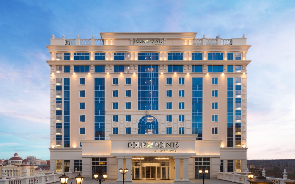 Four Points by Sheraton Саранск