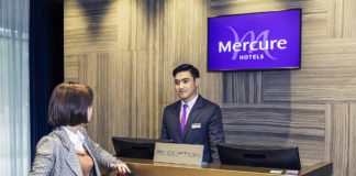 Mercure Алматы Сити Центр