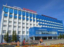 AZIMUT Отель Мирный