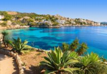 испанских островов