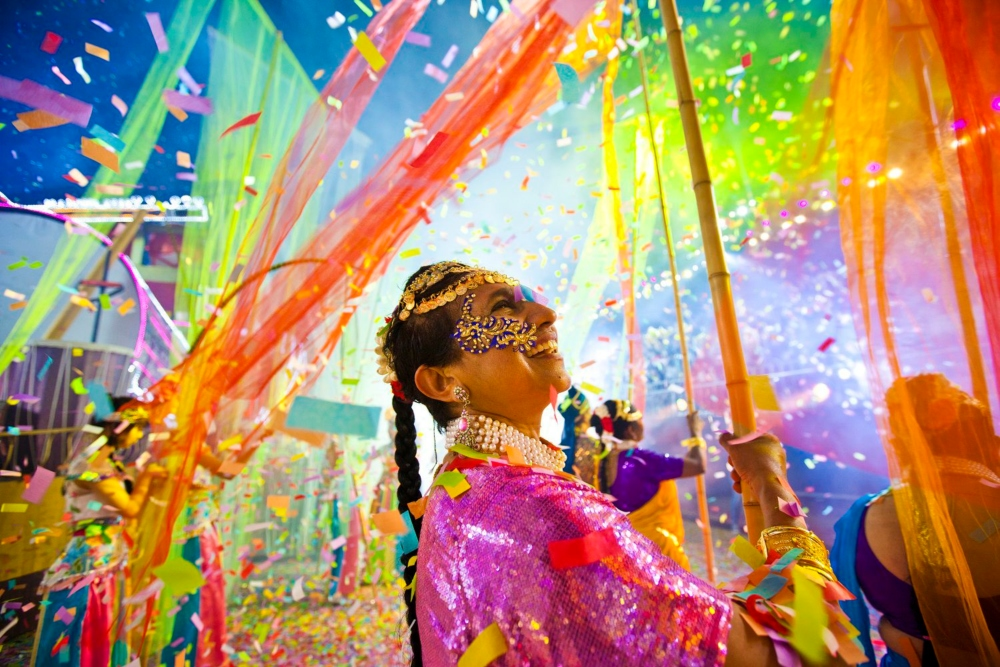 Фестиваль Сингапура