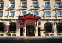 Отель Le Royal Monceau Raffles