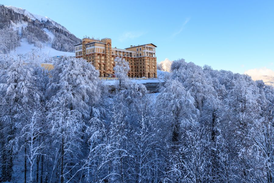 Novotel Resort Красная Поляна