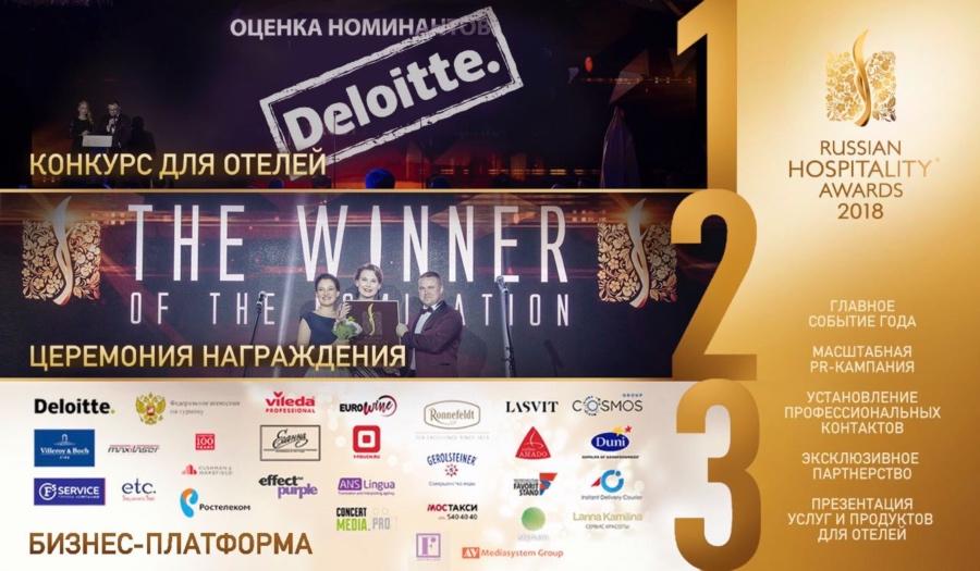 Russian Hospitality Awards!