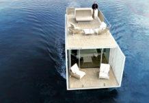 плавучий отель