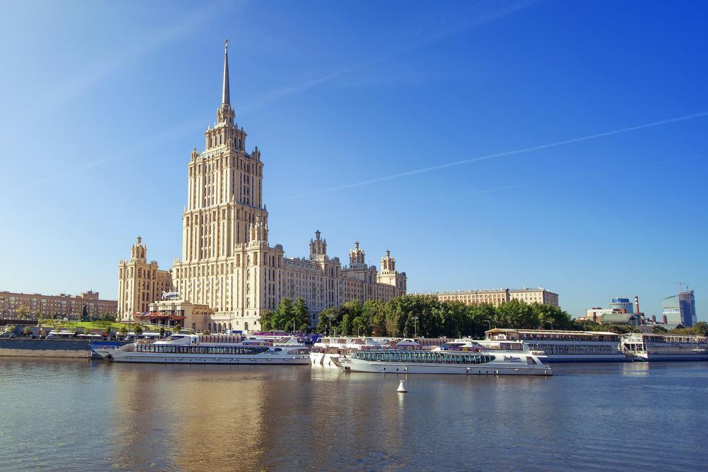 Radisson Royal Отель Москва