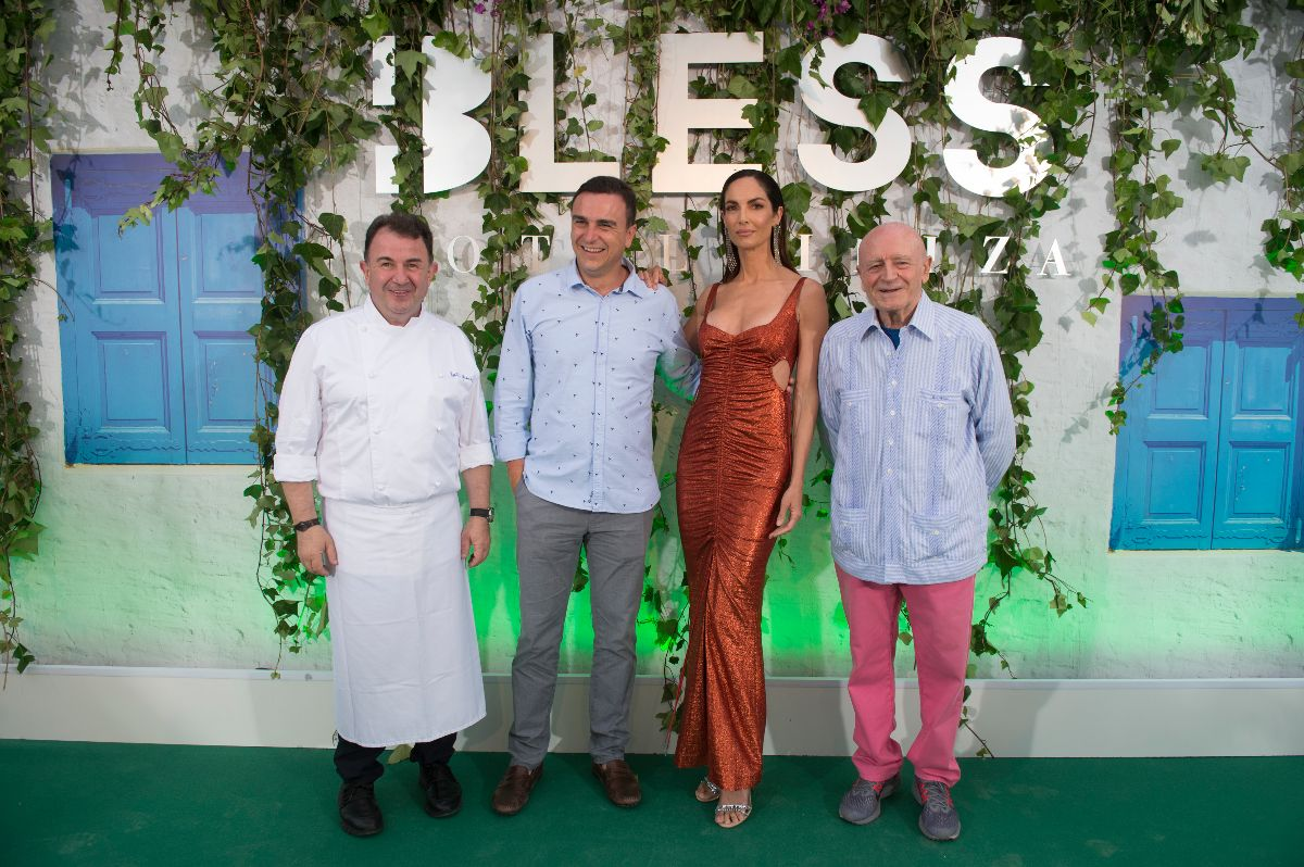BLESS Hotel Ibiza_open