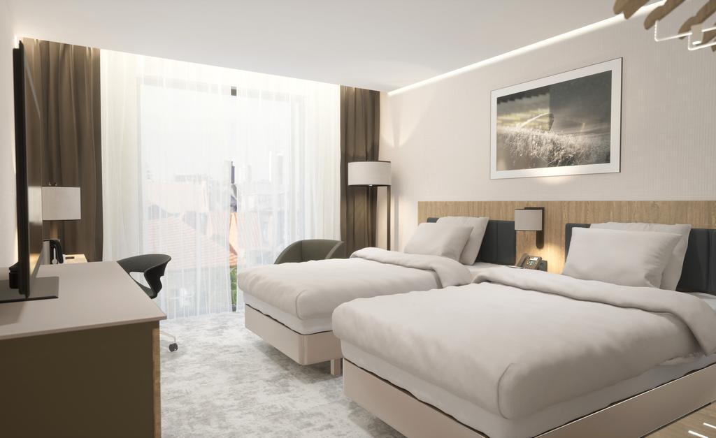 Hilton Garden Inn Vilnius_rooms