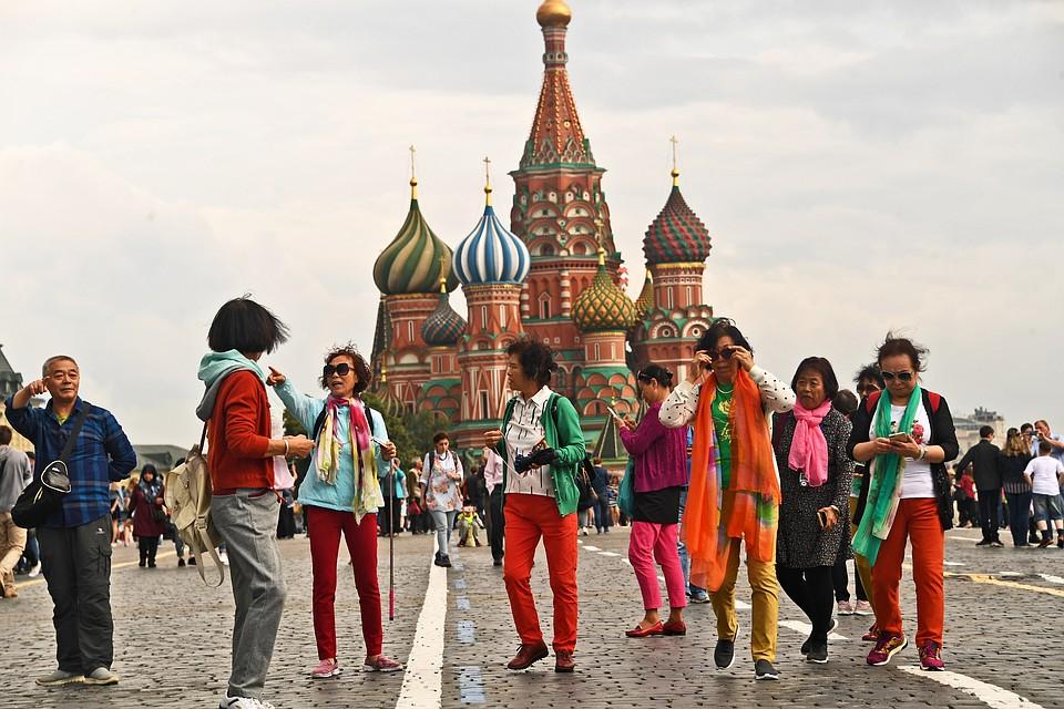 В первом квартале 2020 г. въездной туризм в России ...