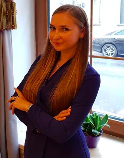 Евгения Савельева, Директор по продажам и маркетингу Mövenpick Москва Таганская